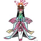 The Okami Maidens #6 - Queen Himiko by Dead as a Dodo Limited