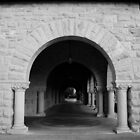 Archway. Stanford University Campus 2009 by Igor Pozdnyakov