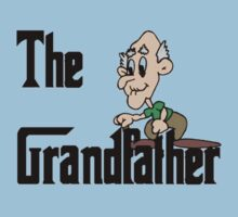 The Grandfather Part II by taiche