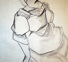 CLOTHED FIGURE DRAWING 2 by Tammera