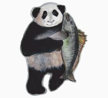 The Panda and the Mangrove  by Carrie Jackson