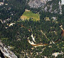 Yosemite Valley Floor by ShootinMickey