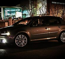 Volkswagen Golf GTTDI 4Motion by photographymax