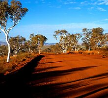 Outback Road by Paul Mayall