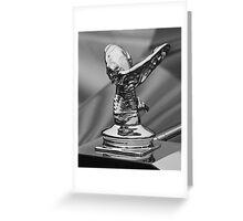 1956 Rolls Royce Silver Wraith Empress Limousine  Greeting Card