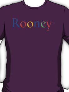 Wayne Rooney Google T-Shirt T-Shirt