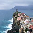 Vernazza in November by erwina