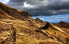 The Quiraing by Roddy Atkinson