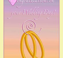 Wedding Card Design by bicyclegirl