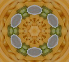 """ Green Grapes &  Melons' ""  by ArtistJD"