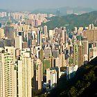 Hong Kong moments by Peter Doré