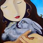 Little Grey Rabbit by Jennifer Rowlands