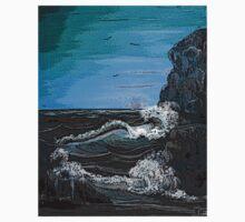 'Raging sea - Old man of the Rocks' by Susie Hawkins