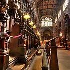 Manchester Cathedral by Stephen Knowles