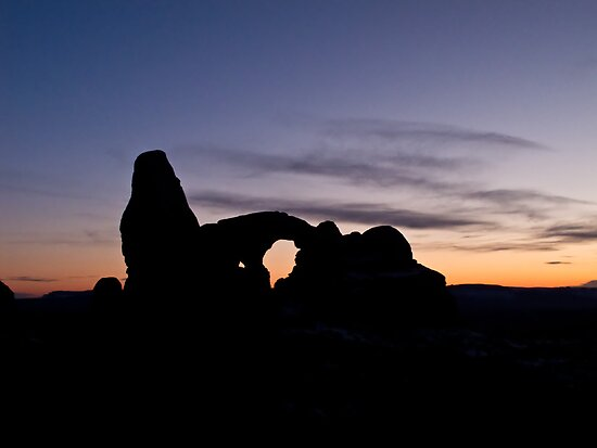 turret arch by Kevin Williams