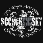 ScorchTheSky shirt 1 show no mercy. by Patrick Mazzone