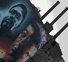 Copenhagen grafitti scenes 4 by Snapshooter
