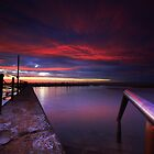 Mona Vale Rockpool by Tatiana R