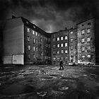 City I by Michal Giedrojc