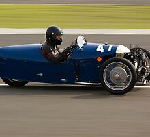 Morgan Super Aero by Willie Jackson