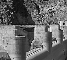 Spillway Towers by MClementReilly