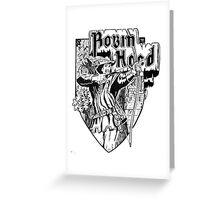 Robin Hood Greeting Card