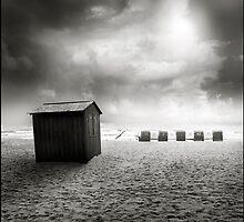 Sand I by Michal Giedrojc