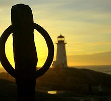 Through the Anchors Eye. by Gary Boudreau