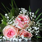 Bridal flowers by crevs