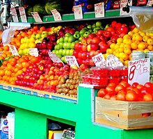 where new yorkers buy their produce by ShellyKay