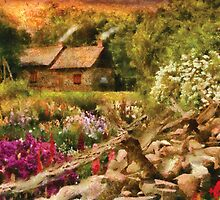 Cottage - There's no place like home by Mike  Savad