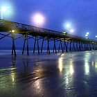 Night Pier by JGetsinger