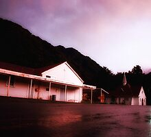 Colors Of Franz Josef by pther