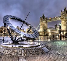 London Time by Chad Kruger