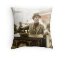 Hohe Straße, Cologne, Germany Throw Pillow