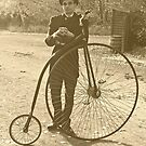 Penny Farthing by James Birkbeck: People