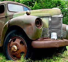 Rusting Away in Avilla by Route66