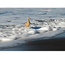 Shore Suds Photographic Print
