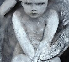 Little Grey Angel   by Renee Reinhardt