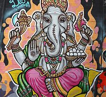 Ganesh on Darley by Rob Conway