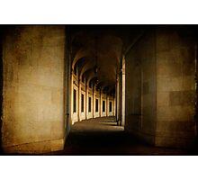 Hallowed Hall Photographic Print
