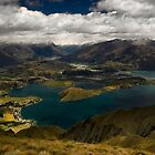 Lake Wanaka by Tannachy