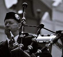 The Piper by Melissa Drummond