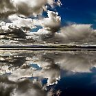 Reflection Over Cromarty Firth by Tannachy