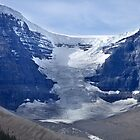 Athabaska Glacier by George Cousins