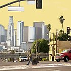 Boyle Ave near Mariachi Plaza by Bryan W. Cole