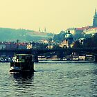 Old Prague by Brad Airs