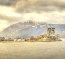 Eilean Donan Castle by Chad Kruger