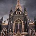 St Patricks Cathederal by djscat