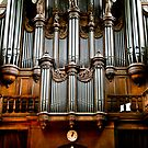 Historic organ by Alex Howen